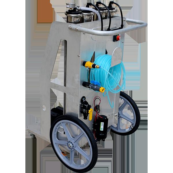 Phantom LF RODI-80 Powered Cart