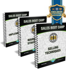 SoftWash Systems Sales Boot Camp Course - Workbooks Only