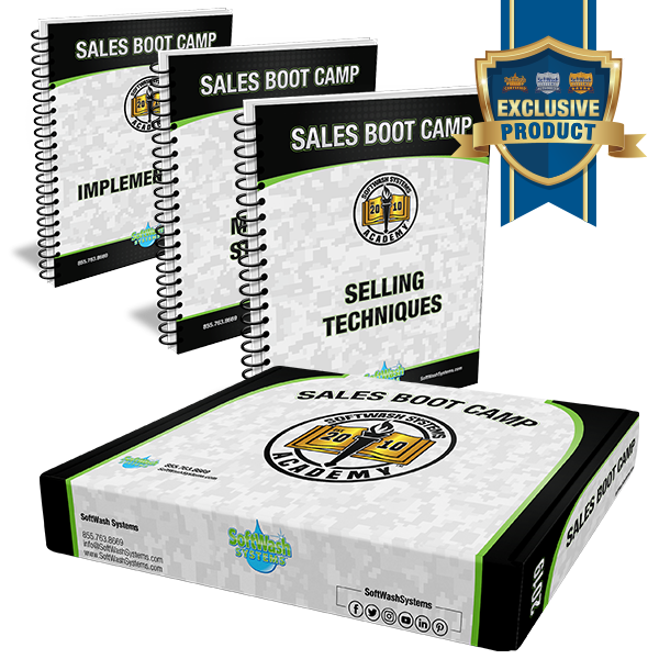 SoftWash Systems Sales Boot Camp Course