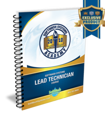 SoftWash Systems Lead Technician Course - Workbook Only