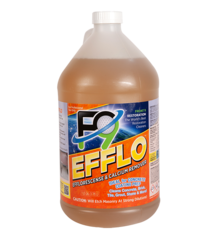 F9 Efflo/Calcium Remover