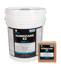 Hurricane EZ - Sealer 5 Gallon-Kit (Part A and B)