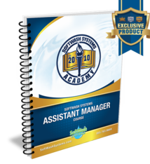 SoftWash Systems Assistant Manager Course - Workbook Only