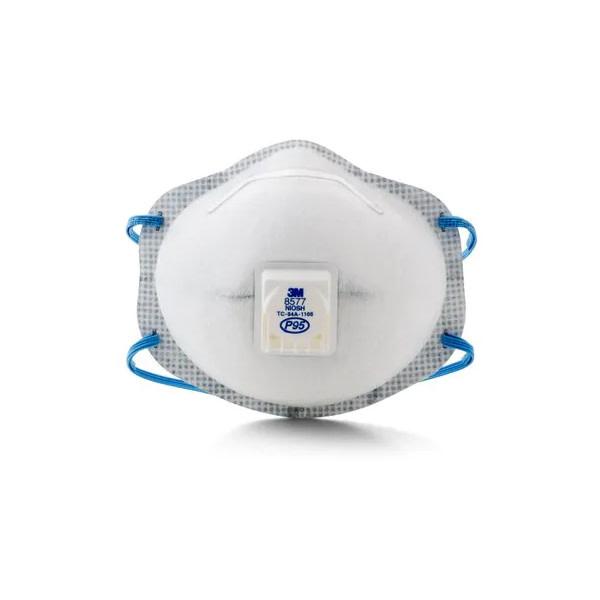 Respirator / Mask  P95 with Valve - Box of 10
