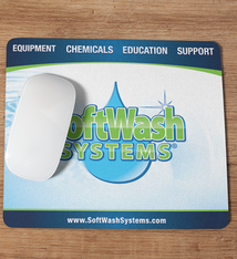 SoftWash Systems Logo Mouse Pad