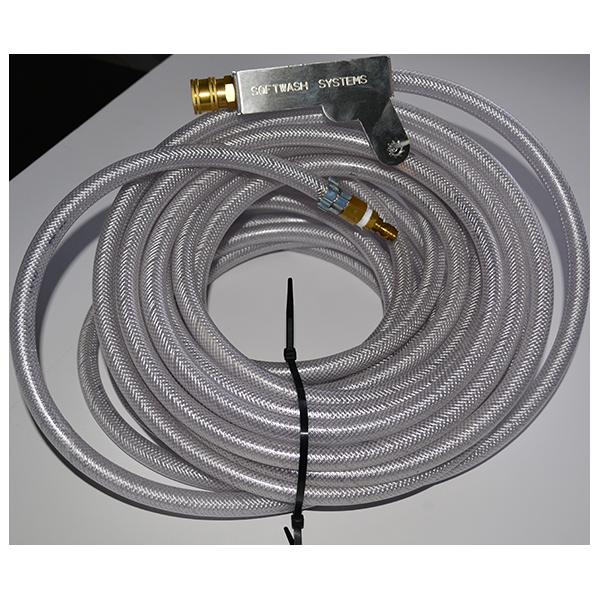WFP Gun Kit + 2 Loose Tips (1/2 hose)