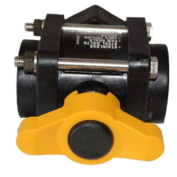 3/4in BOTTOM LOAD VALVE - V075BL