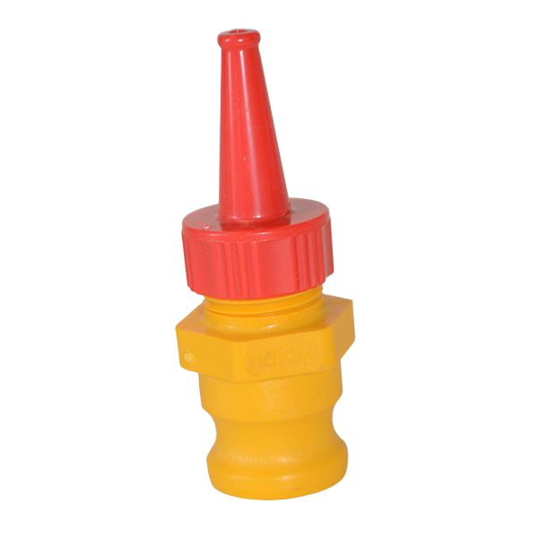 Cam Lock Sweeper Nozzle
