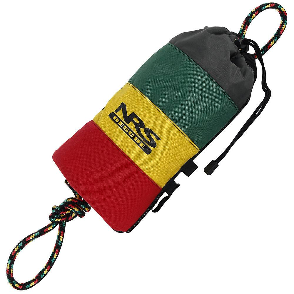 Northwest River Supply NRS Throw Bag - Rasta Standard