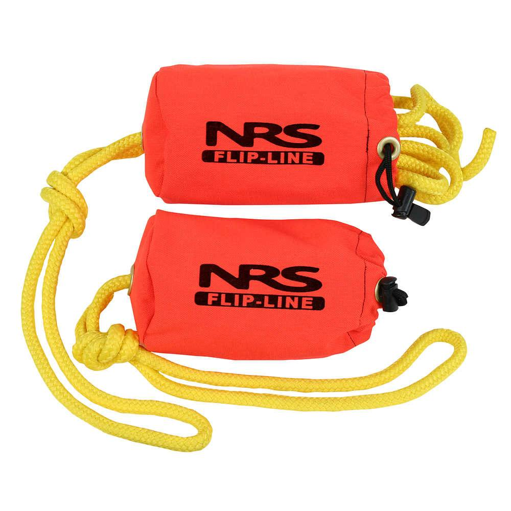 Northwest River Supply NRS Flip Lines /pair