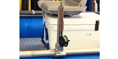 Riverboat Works Fishing Rod Holder Vertical RBW