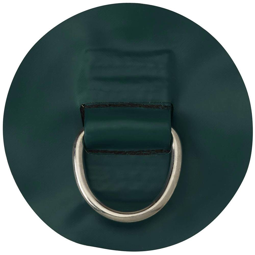 """Northwest River Supply D Ring 1"""" - NRS Pennel Orca 4.5"""" Circle"""