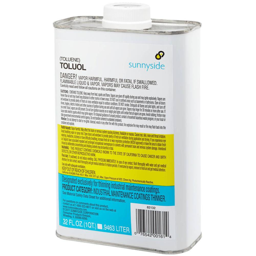 Northwest River Supply Adhesive/Solvent, Toluene Quart