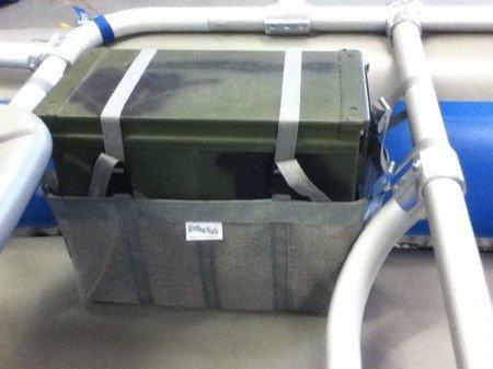 Wolfgang Upholstery Ammo Can, Rocket Box sling/bag 20mm