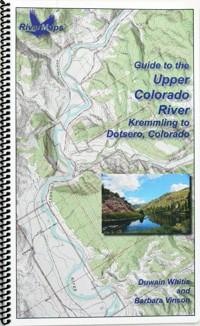 RiverMaps RiverMaps Upper Colorado Guide