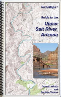 RiverMaps RiverMaps Upper Salt Guide