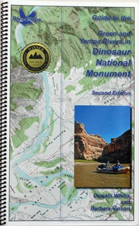 RiverMaps RiverMaps Green Yampa Dinosaur NM