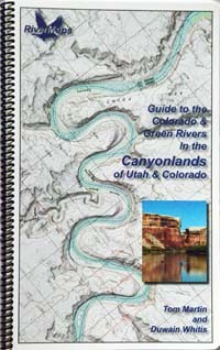 RiverMaps RiverMaps Colo and Green Canyonlands Utah and Colorado