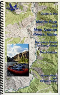 RiverMaps RiverMaps Middle Fork Main Salmon River Guide