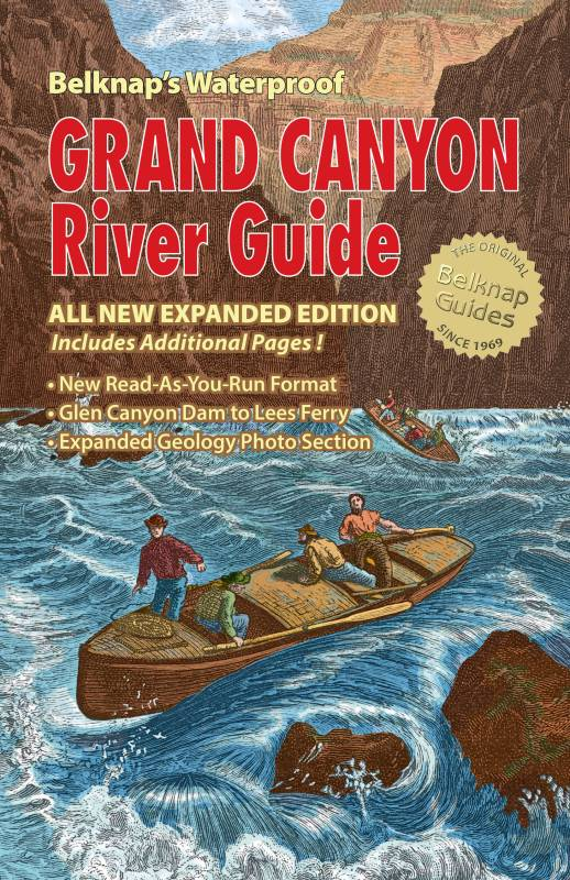Belknap's Belknap's Grand Canyon Guide
