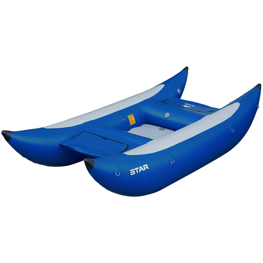 Northwest River Supply STAR Slice Paddle Cataraft