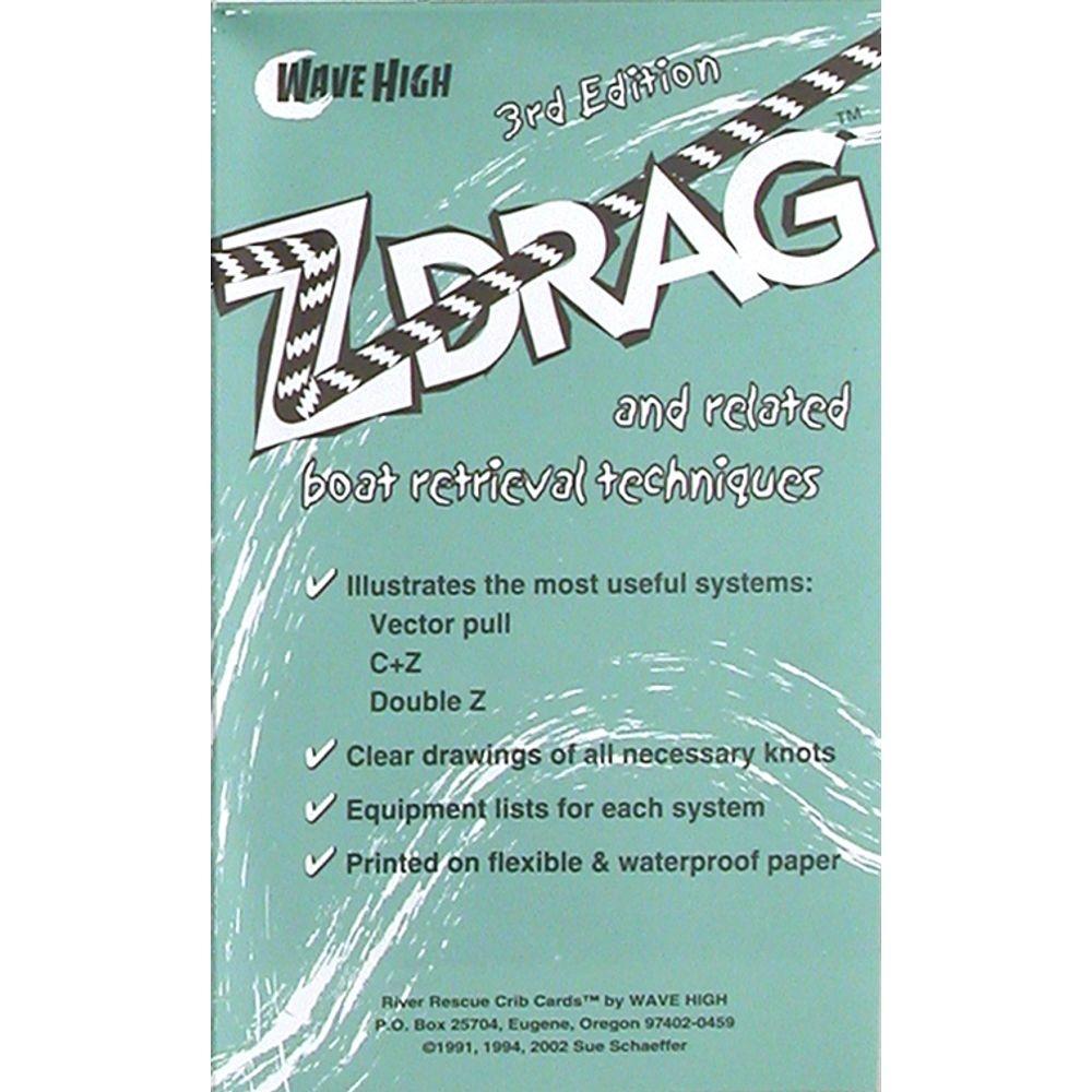 Northwest River Supply Z Drag Rescue Crib Sheet