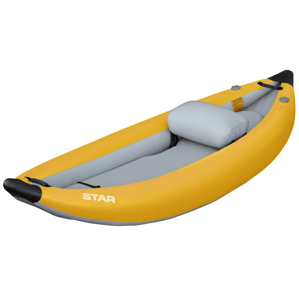 Northwest River Supply STAR Outlaw Solo Inflatable Kayak