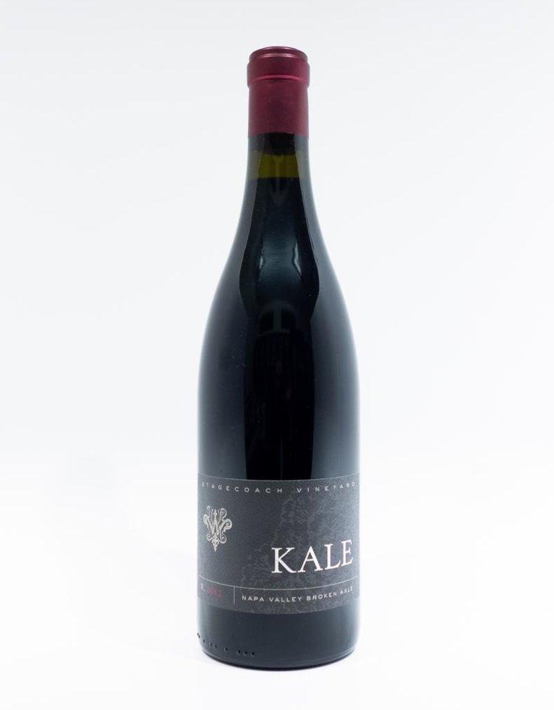 Wine-Red-Big Kale Wines 'Broken Axle' Napa Valley Stagecoach Vineyard  2012
