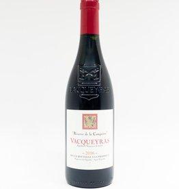 Wine-Red-Big La Cave de Gigondas Vacqueyras AOC 'Reserve de La Campiere' 2016