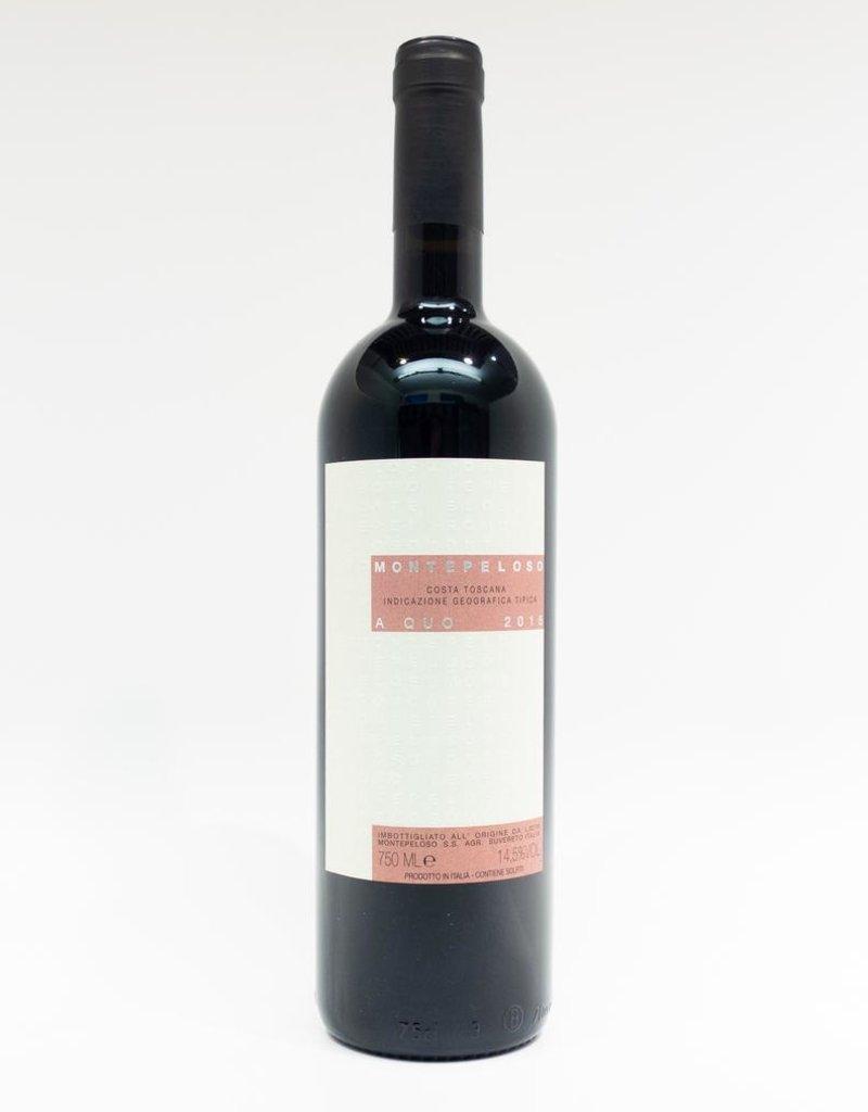 Wine-Red-Big Montepeloso 'A Quo' Toscana IGT Rosso 2015