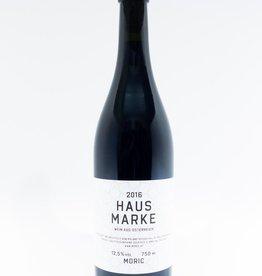 Wine-Red-Lush Moric 'Haus Marke' Burgenland 2016