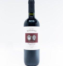 Wine-Red-Lush Fattoria Rodano 'Poggialupi' Toscana IGT 2016