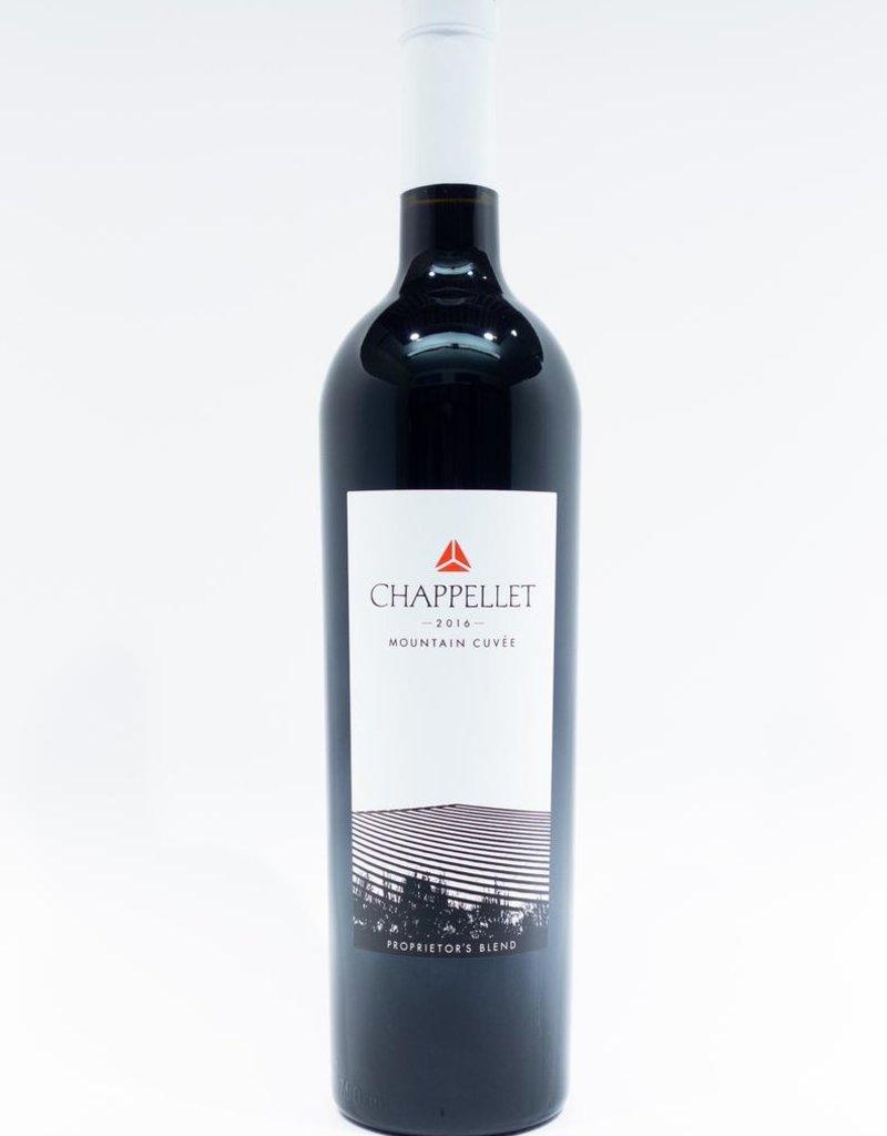 Wine-Red-Big Chappellet 'Mountain Cuvee' North Coast 2016