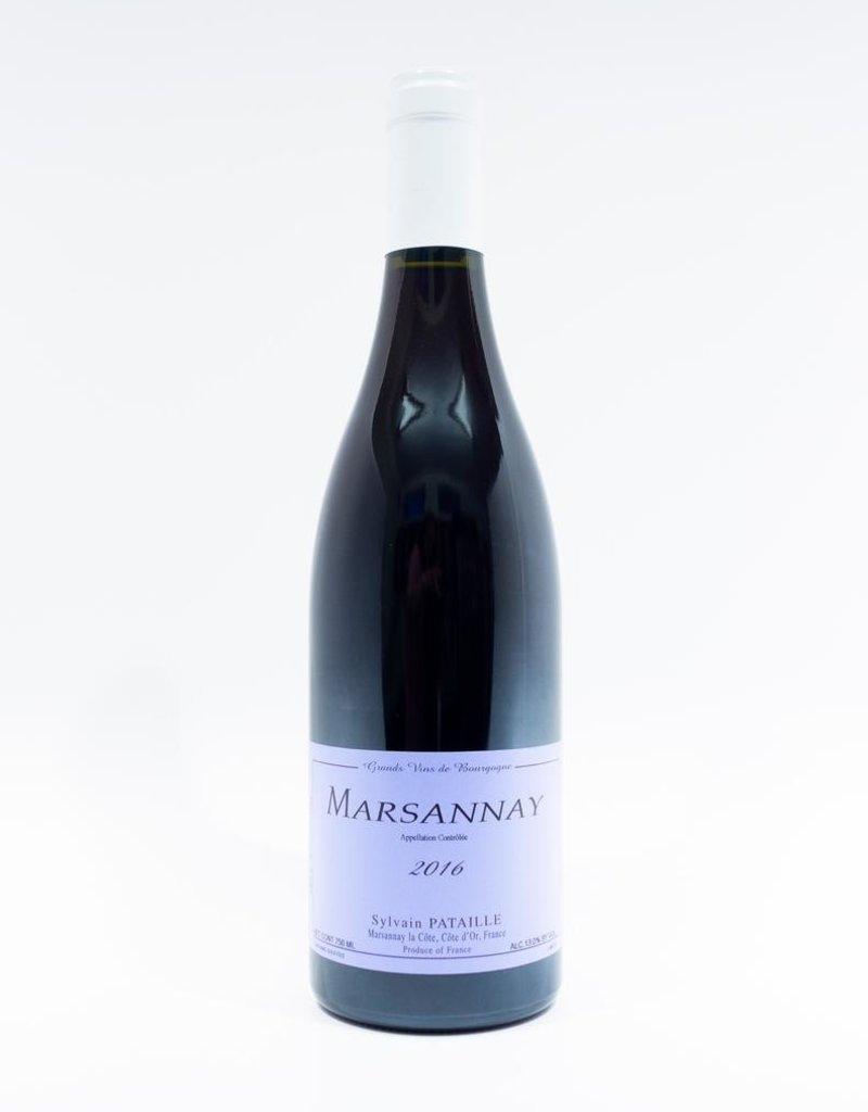 Wine-Red-Lush Domaine Sylvain Pataille Marsannay AOC 2016