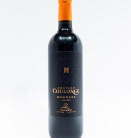 Wine-Red-Lush Chateau Coulonge Hommage Bordeaux Superieur AOC 2014