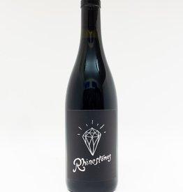 Wine-Red-Light Bow & Arrow 'Rhinestones' Willamette Valley 2017