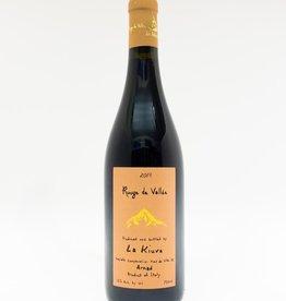 Wine-Red-Light La Kiuva 'Rouge de Vallee' 2017