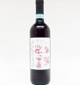 Wine-Red-Light Monte Dall'Ora Valpolicella DOC Classico 'Saseti' 2017