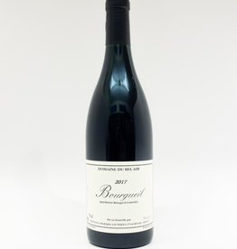 Wine-Red-Light Domaine du Bel Air Bourgueil AOC 2017