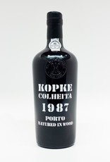 Wine-Fortified-Port Kopke Colheita Port 1987