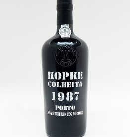 Wine-Fortified-Port Kopke Colheita Port 1987