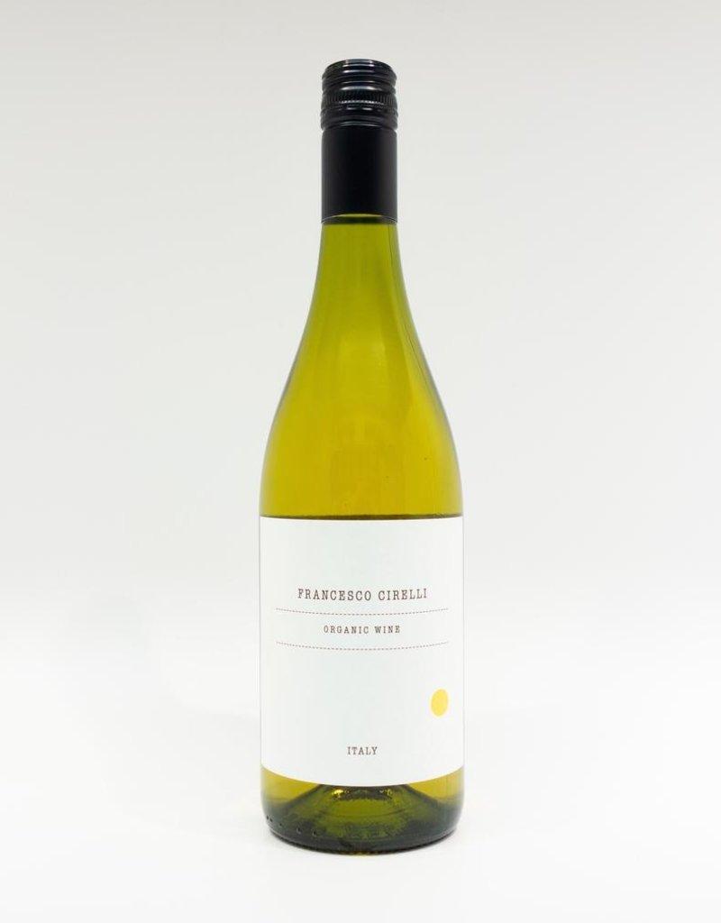 Wine-White-Crisp Francesco Cirelli Vino Bianco Abruzzo DOC NV