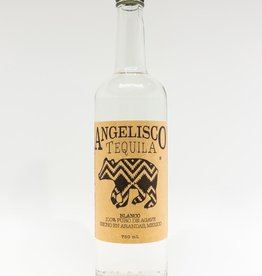 Spirits-Tequila-Silver Angelisco Blanco Tequila 750ml
