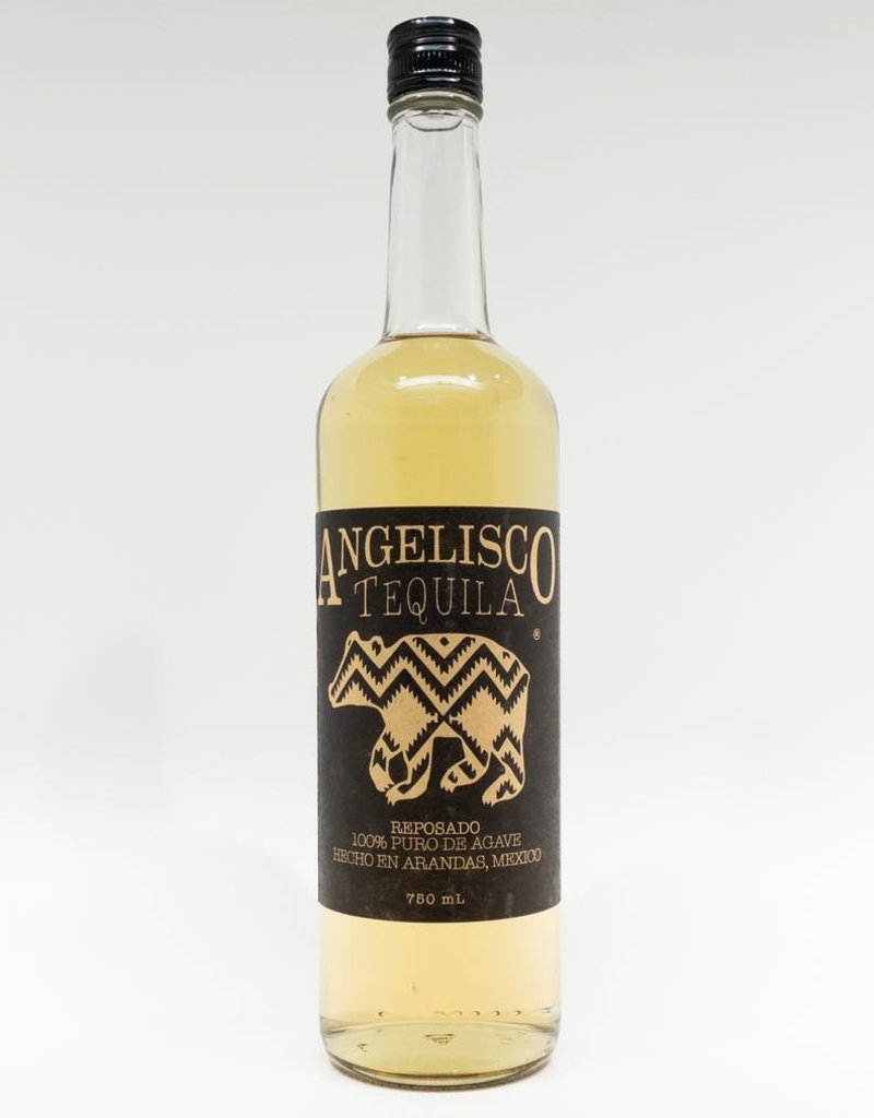 Spirits-Tequila-Reposado Angelisco Reposado Tequila 750ml