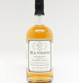 Spirits-Gin Ransom Old Tom Gin 750ml