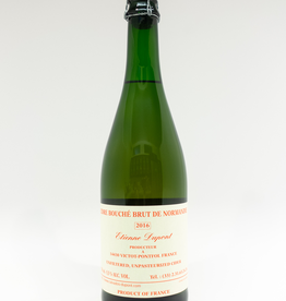 Cider-World-France Domaine Dupont Cidre Bouche 2016