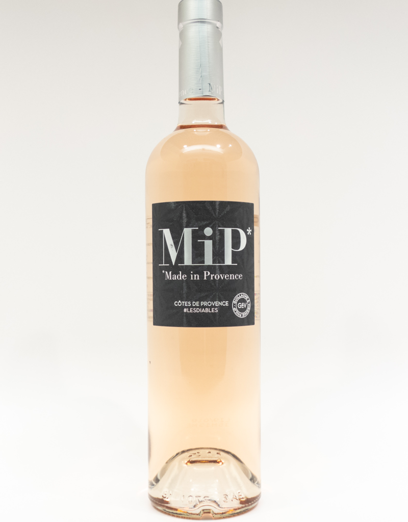 "Wine-Rose Guillaume & Virginie Philip ""MiP"" Rose Cotes de Provence AOC 2018"