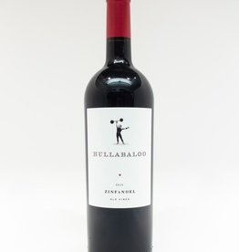 Wine-Red-Big Hullabaloo Zinfandel Lodi 2015