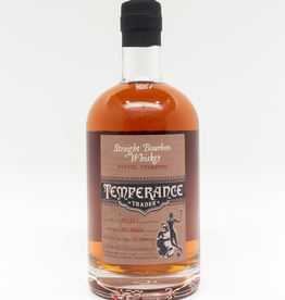 Spirits-Whiskey-Bourbon Temperance Trader Barrel Strength Bourbon 750ml
