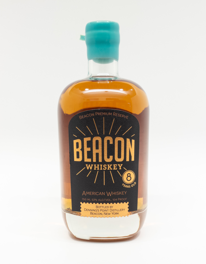 Spirits-Whiskey-American Dennings Point Beacon Whiskey 8 Year Old 750ml